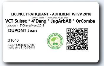 20180929 LicenceWfvv20182019_PhotoVerso